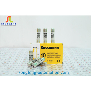 CẦU CHÌ 10X38 BUSSMANN C10G20