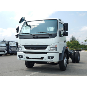 Xe tải Fuso FA140 - Thùng mui bạt - Tải 6.7 tấn