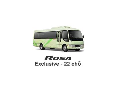 Fuso Rosa Exclusive (22 chỗ)
