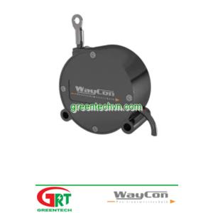 FX | Draw-wire position sensor | Cảm biến vị trí dây rút | WayCon Việt Nam