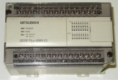 PLC MITSUBISHI - Model FX2N-40MR-UA1/UL