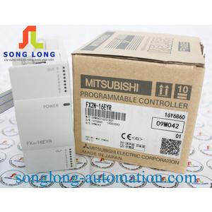 MODULE PLC MITSUBISHI FX2N-16EYR