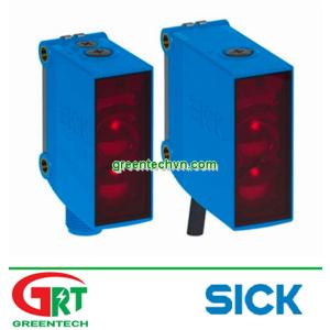 G10   Sick   Cảm biến quang kiểu phản xạ ngược   Sick Vietnam