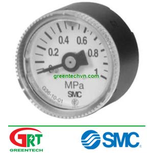 G36-10-01 | G36-10-01 SMC | Đồng hồ áp suất G36-10-01 SMC | SMC G36-10-01-L gauge, AR REGULATOR