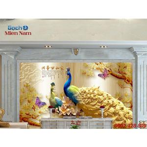 GẠCH 3D CHIM CÔNG CC117
