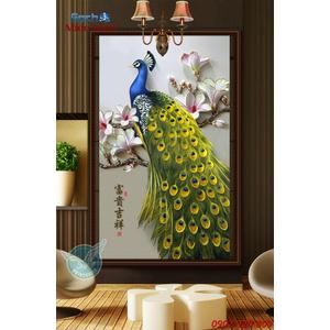GẠCH 3D CHIM CÔNG CC67