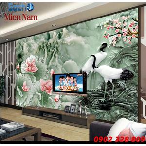 Gạch 3d Hoa Anh Đào HAD03
