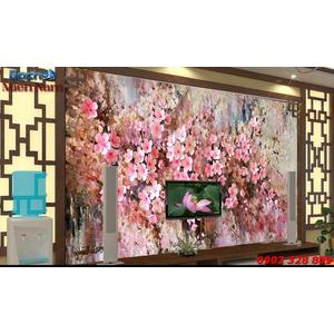 Gạch 3d Hoa Anh Đào HAD05