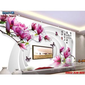 Gạch 3d Hoa Anh Đào HAD29