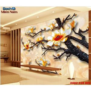 Gạch 3d Hoa Anh Đào HAD32