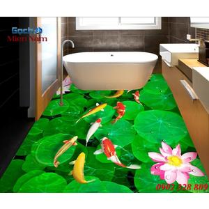 Gạch 3D Lót Sàn GLN106