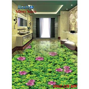 Gạch 3D Lót Sàn GLN116