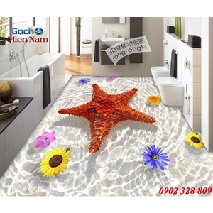 Gạch 3D Lót Sàn GLN140