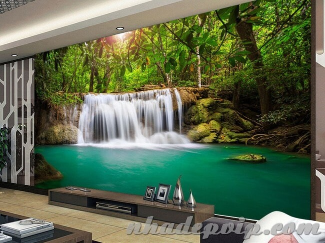 Gạch trang trí nhà tắm