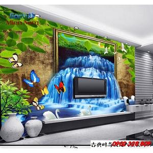 Gạch 3D Ốp Tường TNM317