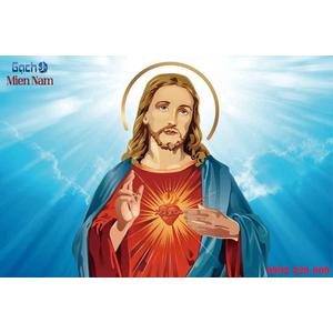 Gạch 3d Thiên Chúa TCT04