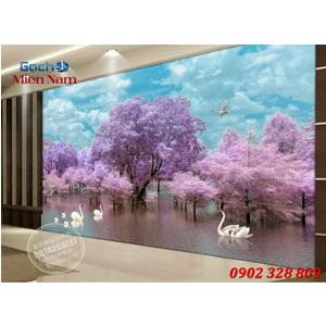 Gạch lát 3D Phong cảnh RCM21