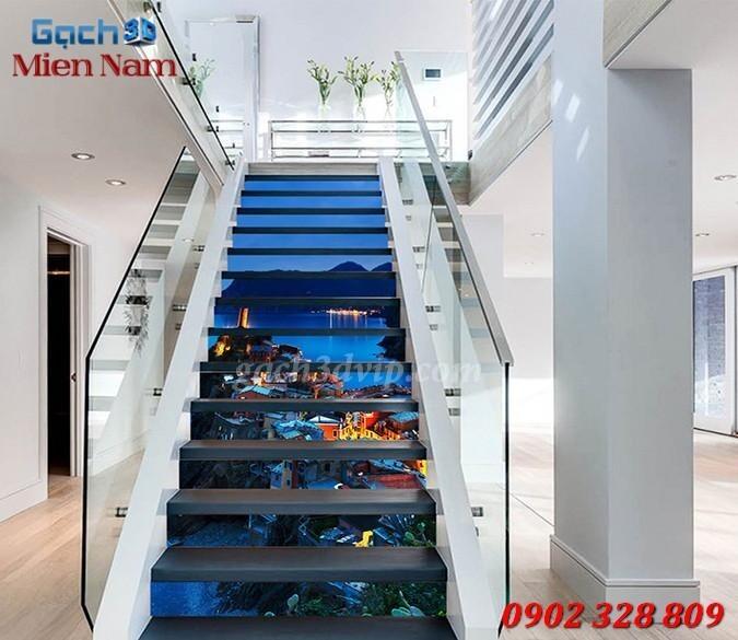 Gạch lát cầu thang 3d GCT309