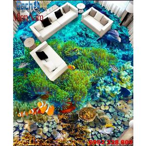 Gạch Lát Nền 3D Đại Dương SDD02