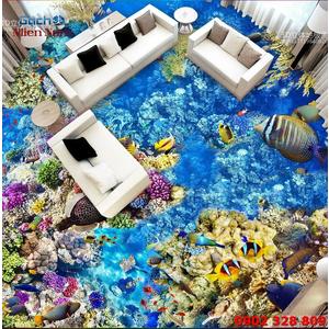 Gạch Lát Nền 3D Đại Dương SDD03