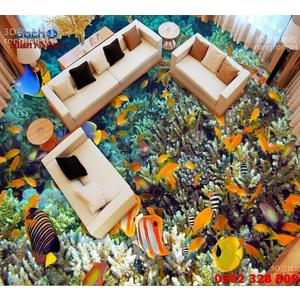 Gạch Lát Nền 3D Đại Dương SDD11