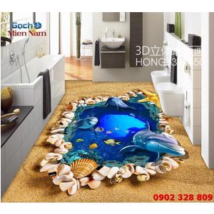 Gạch Lát Nền 3D Đại Dương SDD12