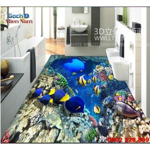 Gạch Lát Nền 3D Đại Dương SDD23