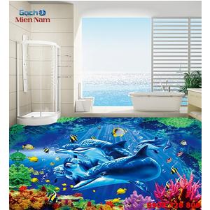 Gạch Lát Nền 3D Đại Dương SDD29