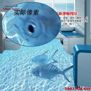 Gạch Lát Nền 3D Đại Dương SDD36