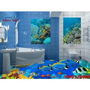 Gạch Lát Nền 3D Đại Dương SDD39