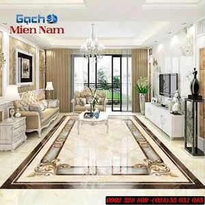 Gạch thảm tranh trí GTM264
