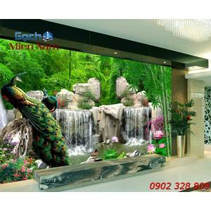 Gạch Tranh 3D Hạnh Phúc Viên Mãn CCM46