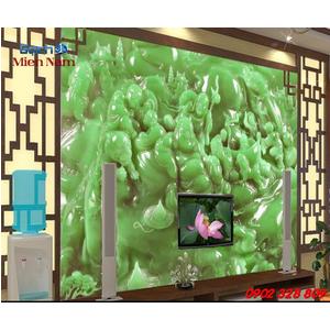 Gạch Tranh 3d Mẫu Giả Ngọc GN45
