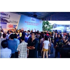 Gần 2.000 người tham dự Vietnam Motobike Festival 2014