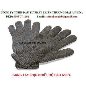 GANG TAY BẢO HỘ CHỊU NHIỆT 650 ° C