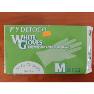 Găng tay nilon cao cấp Fydetoco