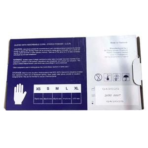Găng tay cao su y tế có bột PA Gloves