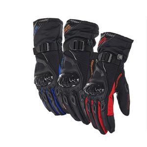 Găng tay xe máy, xe đạp PANGUSAXE cho mùa đông không thấm nước ST-07