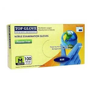 Găng tay y tế nitrile không bột Top Glove