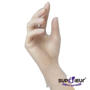 Găng tay không bột vinyl Superieur