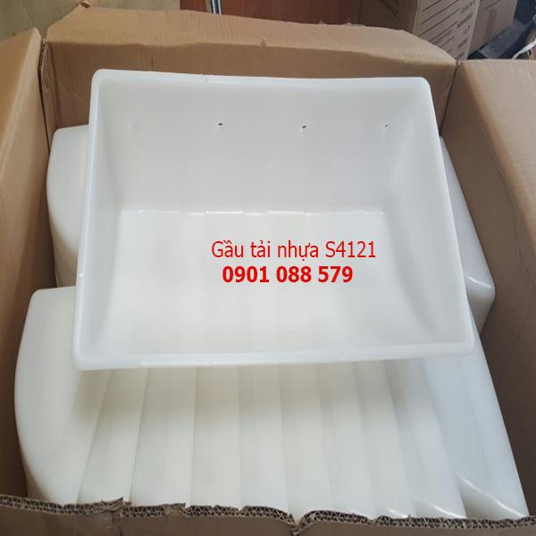 Gầu tải nhựa S4121 - gầu múc liệu - S4121