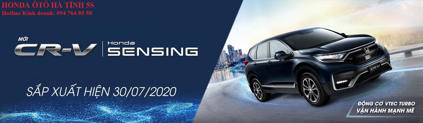 Phiên bản mới Honda CR-V 2020 sắp ra mắt thị trường Việt Nam - Honda Ôtô Hà Tĩnh 5S - Hình 1