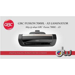 Máy ép Plastic GBC Fusion 7000L A3