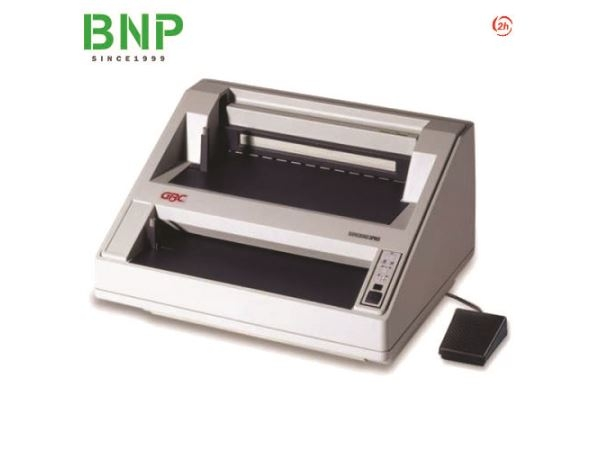 Máy đóng sách thanh nẹp nhựa điện GBC Surebind System 3 Pro