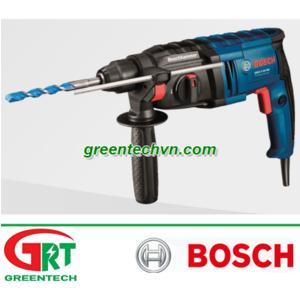 GBH 2-20 DRE | Bosch | Máy khoan búa kiểu xoay dùng mũi SDS plus Bosch GBH 2-20 DRE, (Kèm phụ kiện)