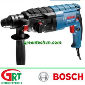 GBH 2-24 DFR | Bosch | Máy khoan búa kiểu xoay dùng mũi SDS plus Bosch GBH 2-24 DFR