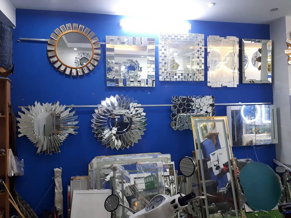 Dịch vụ sản xuất gương theo yêu cầu