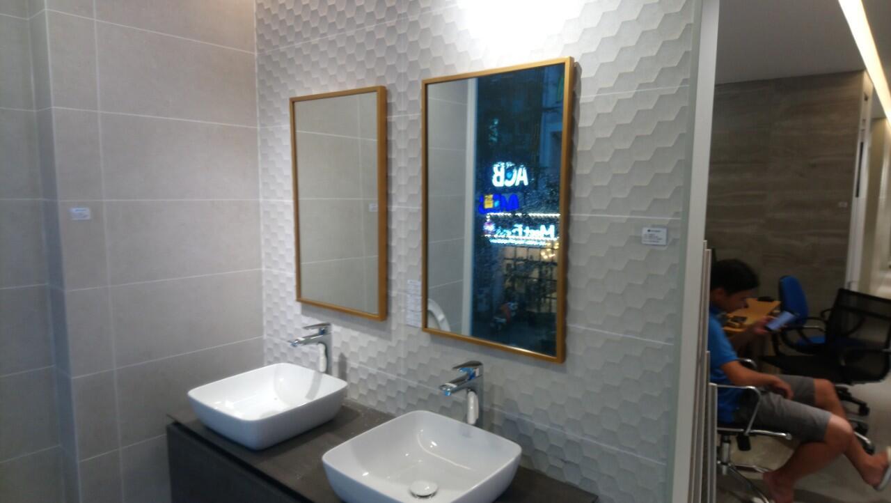 Gương nghệ thuật Citybuilding 3459A