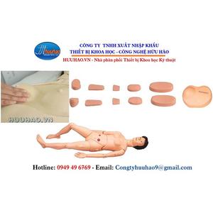 Mô hình điều dưỡng tổng hợp cho nữ