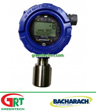 5600-3011   GDX-350   (CO), 0 to 1,000 ppm   Cảm biến nồng độ khí CO   Bacharach Vietnam